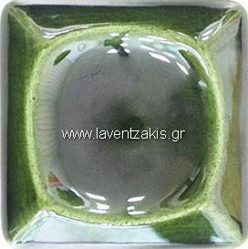 Σμάλτο Dunkelgruen glaenzend KGG 149